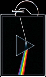 KEYCHAIN - PINK FLOYD - DARK SIDE OF THE MOON
