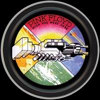 PINK FLOYD WISH YOU WERE HERE HANDS ROUND STASH TIN