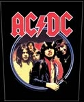 BACK PATCH - AC/DC HIGHWAY