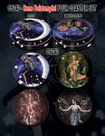 RENEE BIERTEMPFEL - FAIRIES COASTER SET