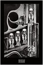 BIRTHMACHINE BY: H.R. GIGER - POSTER - 24