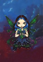 NEPENTHE FAIRY  - STRANGELING - POSTER - 24
