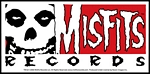 MISFITS RECORD - STICKER