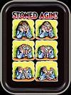 STONED AGIN  - R. CRUMB - LARGE STASH TIN