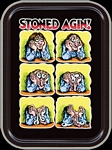 STONED AGIN  - R. CRUMB - MINI STASH TIN