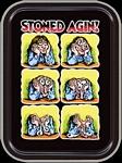 STONED AGIN  - R. CRUMB - MINI STASH TIN