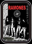 RAMONES ROCKET TO RUSSIA MINI STASH TIN
