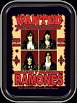 RAMONES WANTED MINI STASH TIN