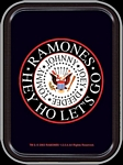 RAMONES EAGLE LOGO MINI STASH TIN