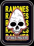 RAMONES PINHEAD MINI STASH TIN