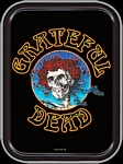 GRATEFUL DEAD SKELETON & ROSES HEAD MINI STASH TIN