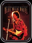 JIMI HENDRIX BLUE WILD ANGEL MINI STASH TIN