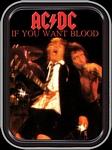 AC/DC IF YOU WANT BLOOD MINI STASH TIN
