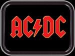AC/DC LOGO MINI STASH TIN