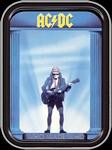 AC/DC WHO MADE WHO MINI STASH TIN