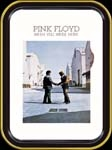 PINK FLOYD WISH YOU WERE HERE FLAMES MINI STASH TIN