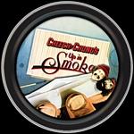 CHEECH & CHONG UP IN SMOKE ROUND STASH TIN