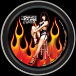 BETTIE PAGE - HOT BETTIE ROUND STASH TIN