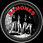 RAMONES ROCKET TO RUSSIA ROUND STASH TIN