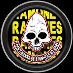 RAMONES PINHEAD ROUND STASH TIN