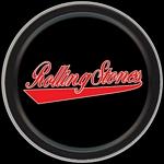 ROLLING STONES BASEBALL LOGO ROUND STASH TIN